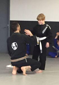 4.0 Martial Arts